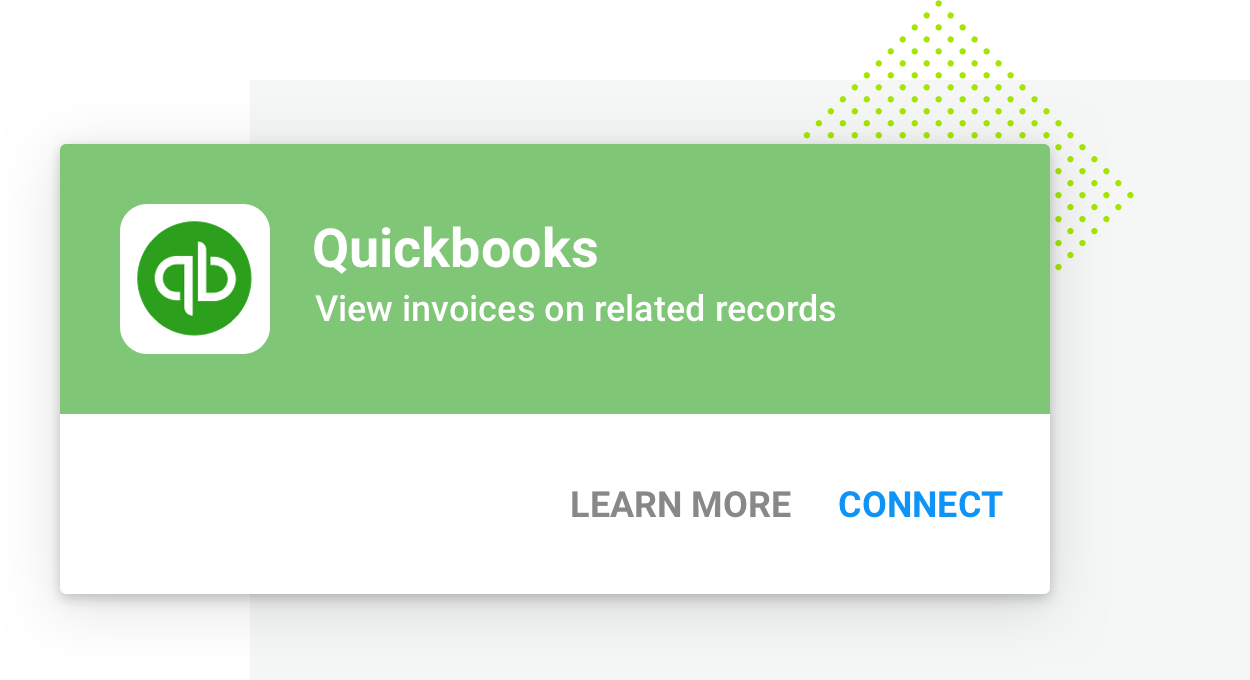 quickbooks and copper integration