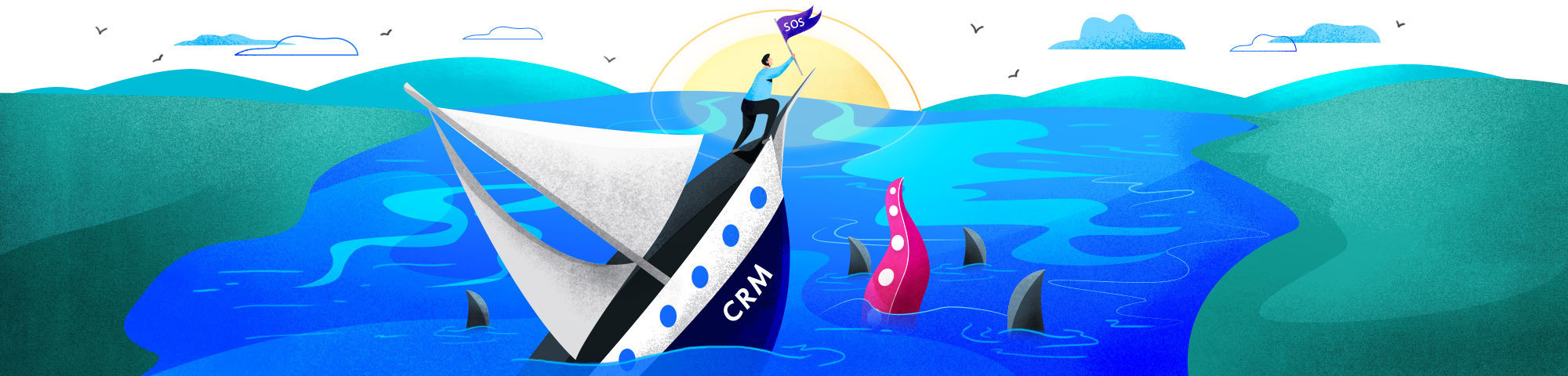 Crm Sinking