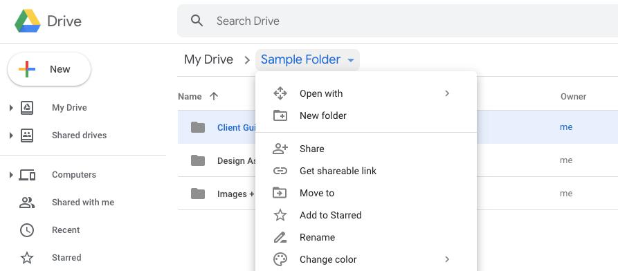 20 Google Drive Hacks To Help You Work Smarter Not Harder Copper