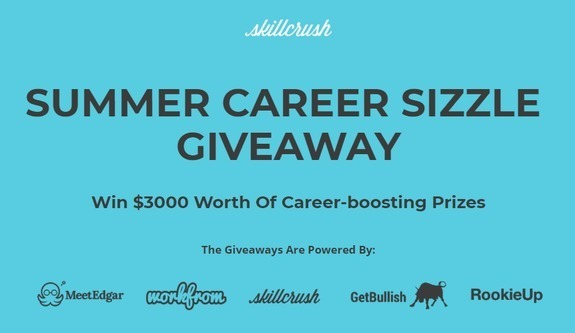 skillcrush customer giveaway