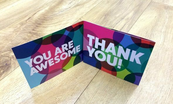 thank you card gifts for salespeople