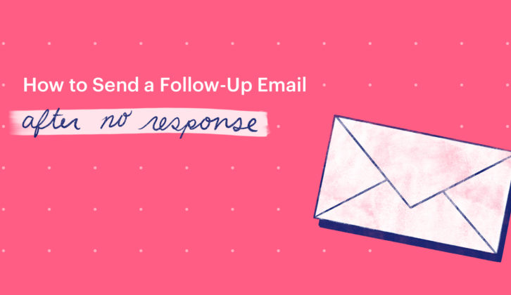 How to Send a Follow-Up Email After No Response