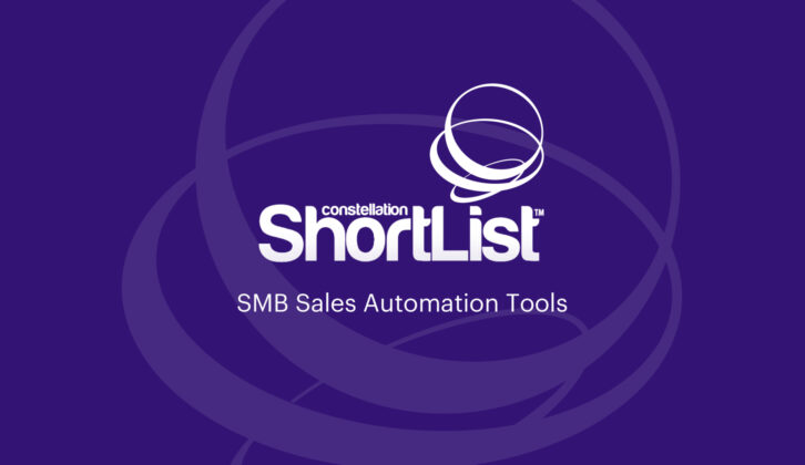Oh Hey, an SMB Solutions Shortlist (and We're on It!)