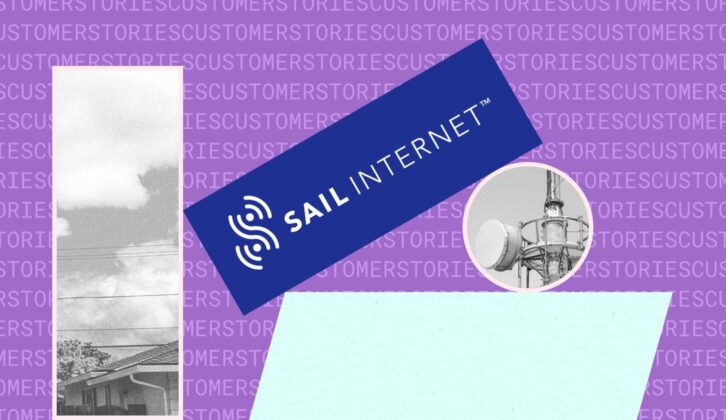 How Sail Internet Tripled Revenue in 1 Year with Help from Copper
