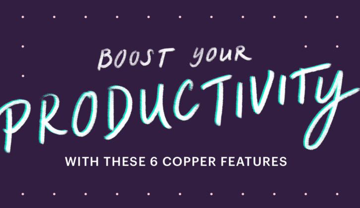 Build better relationships with these 6 productivity features