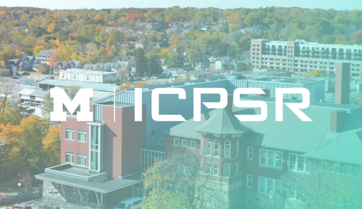 How the ICPSR at the University of Michigan Gathers and Archives Research Data With a CRM