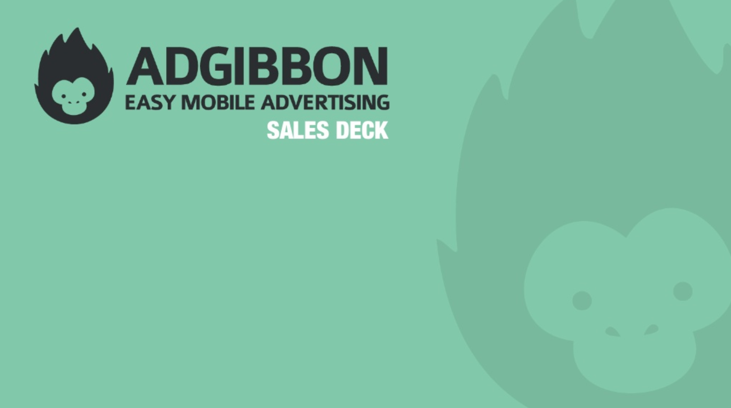 adgibbon sales deck