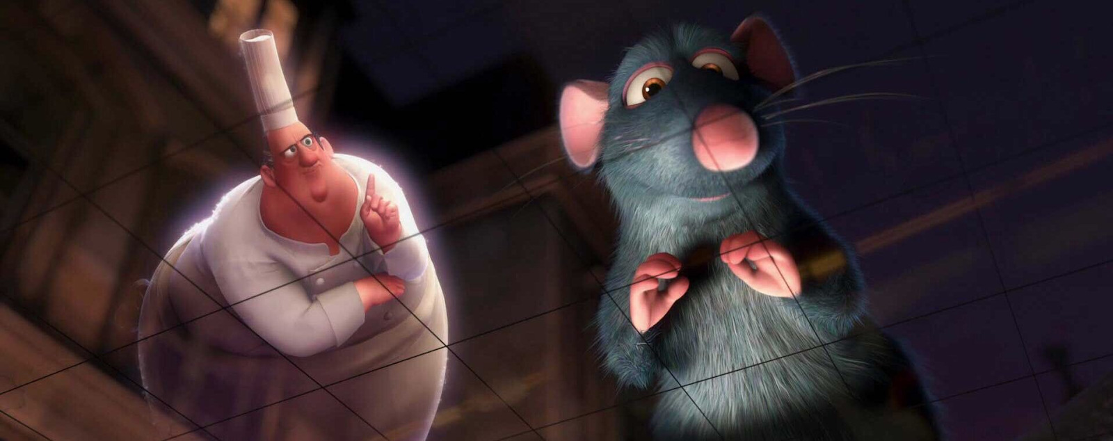 Auguste Gusteau, Ratatouille