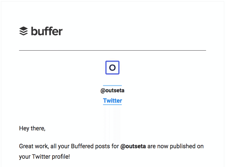 buffer social queue