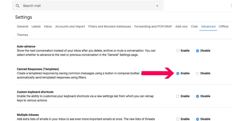 The Ultimate Guide To Sending Canned Responses In Gmail Copper