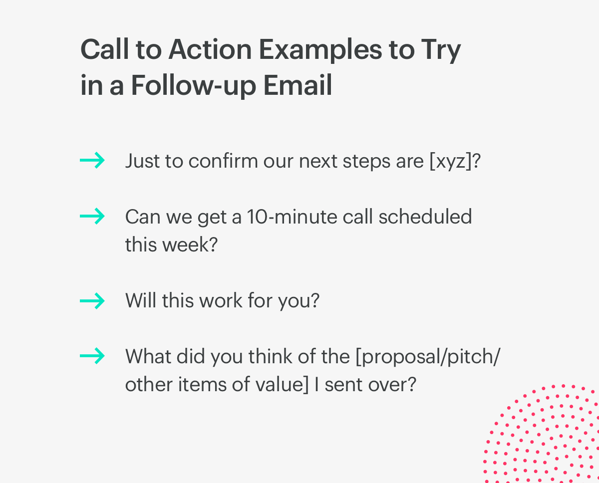 call to action examples