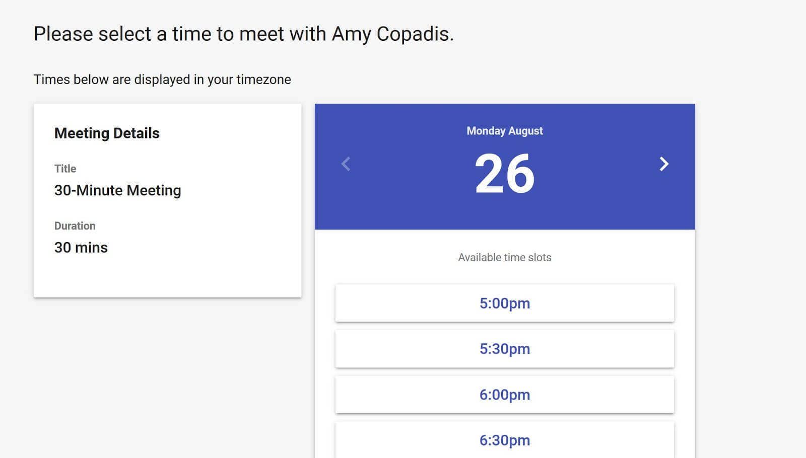 how to build rapport with clients google calendar