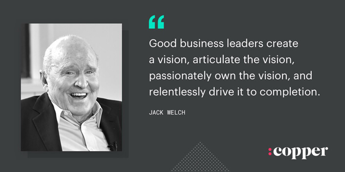 jack welch leadership quote