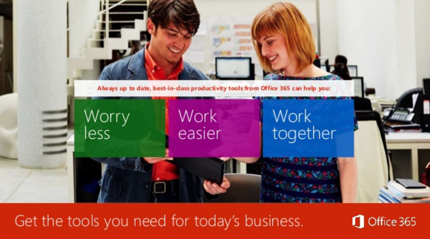 office 365 sales deck