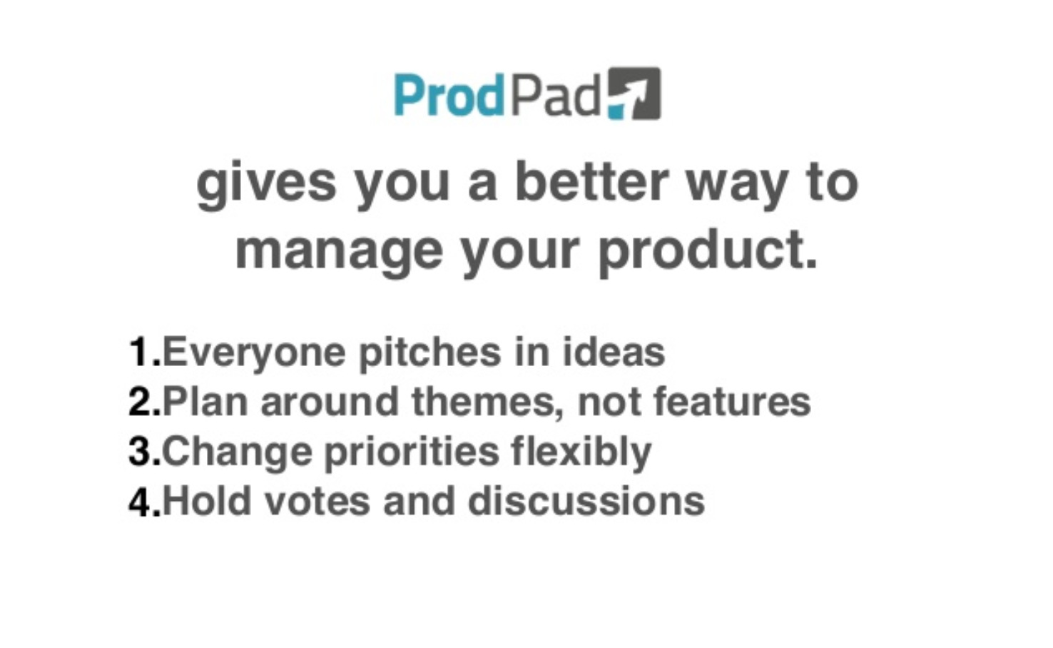 prodpad sales deck